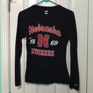 Women's Huskers long sleeve shirt
